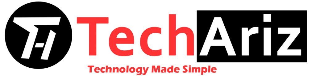 TechAriz - Technology Made Simple