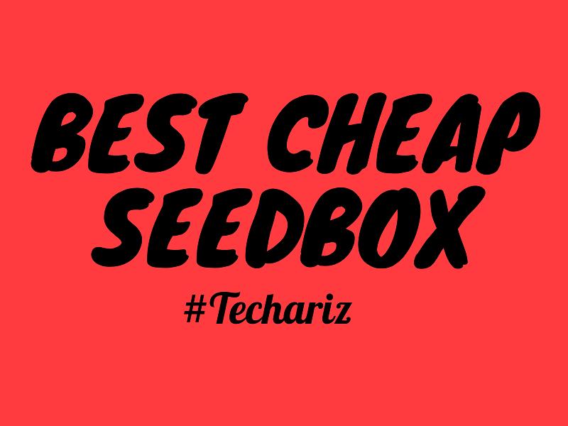 Best Cheap Seedbox
