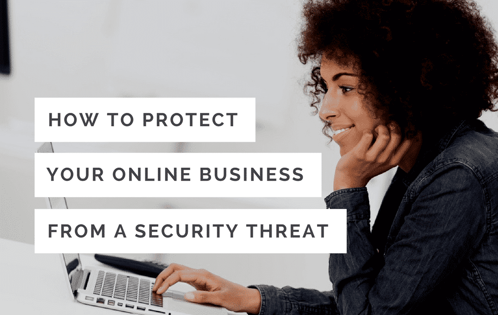 How to Protect Your Online Business?