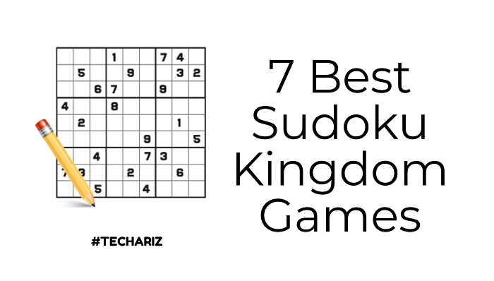 Sudoku Kingdom Games