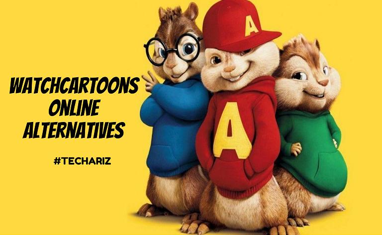 Watchcartoonsonline Alternatives