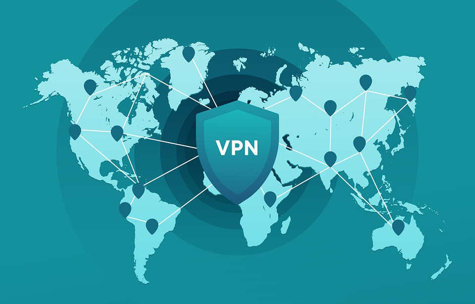 World VPN Map