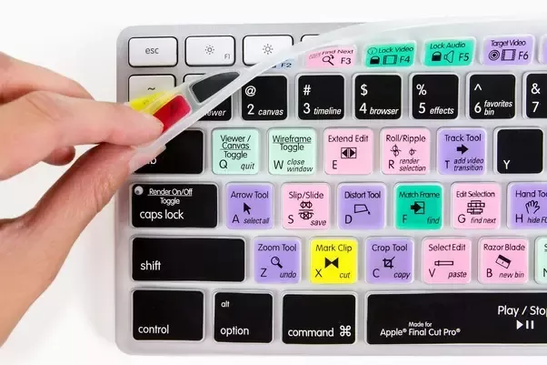 Keyboard Shortcut Skin