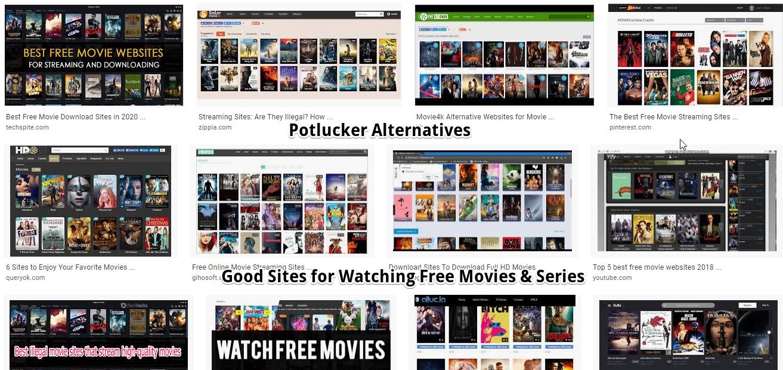 Potlucker Alternatives