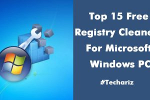 Top 15 Free Registry Cleaners For Microsoft Windows PC