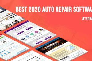 Best 2020 Auto Repair Software