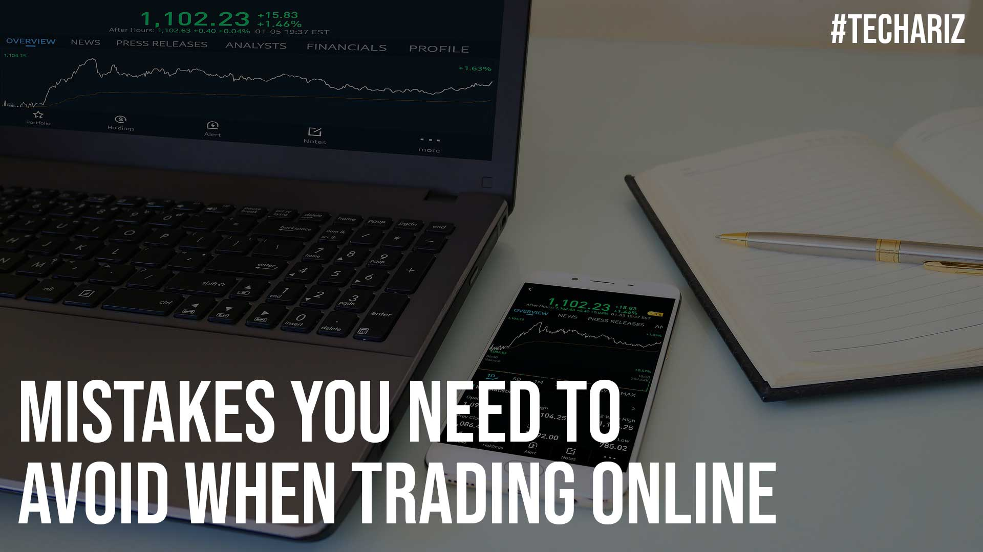 Mistakes You Need to Avoid When Trading Online