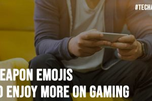 Weapon Emojis to Enjoy More on Gaming