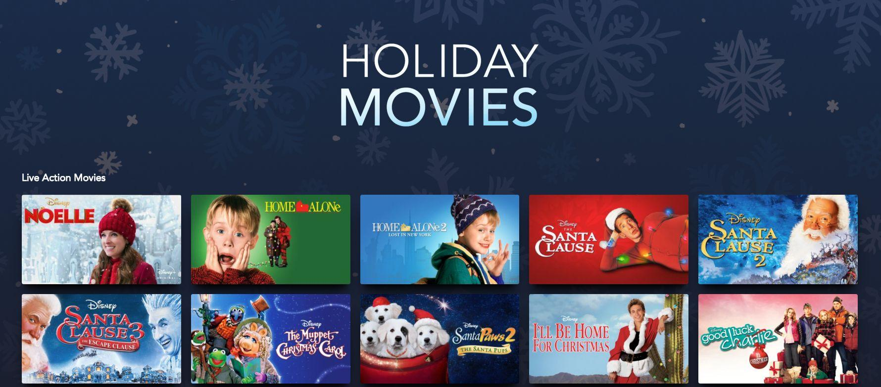 Find the Perfect Christmas Movie