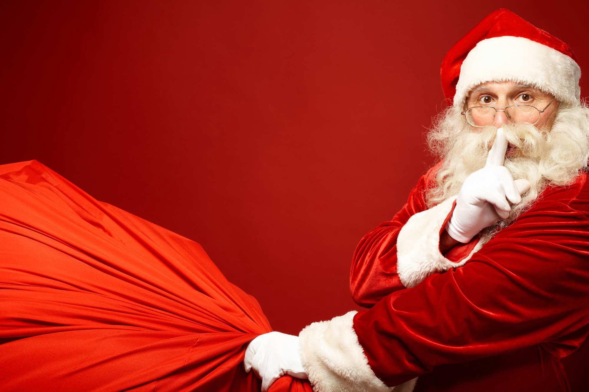 Secret Santa within the House