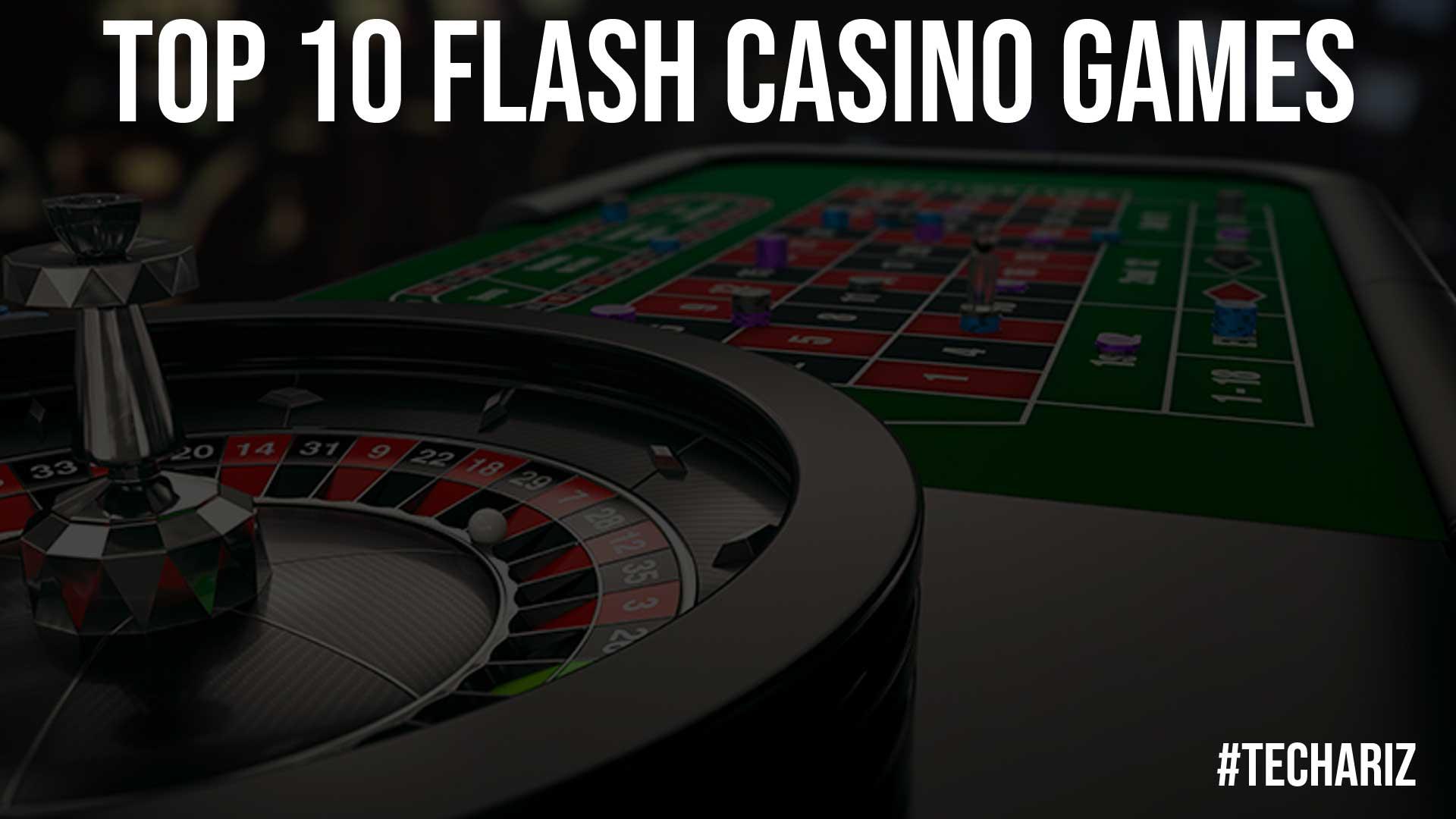 Casino Flash Games