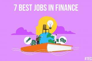 7 Best Jobs in Finance