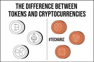 The Difference Between Tokens and Cryptocurrencies